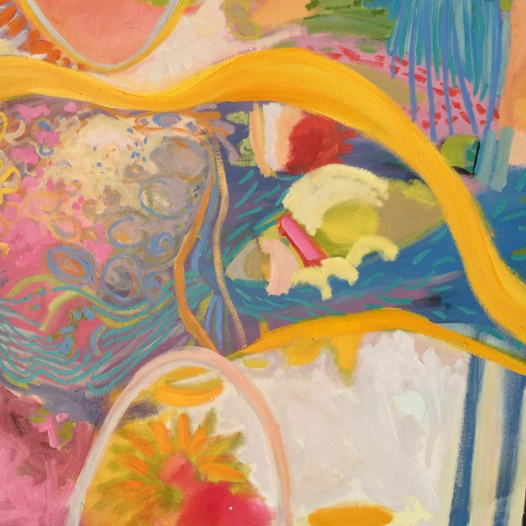 Finding The Flow - detail